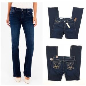 Kut From The Kloth Natalie Boot Cut Jeans Sz 6 New